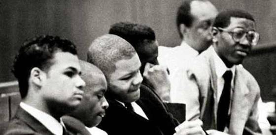 Ken Burns Documentary  in The Central Park Five