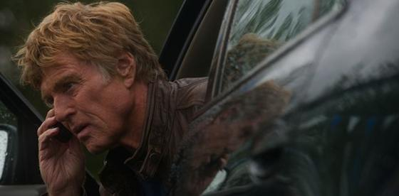 Robert Redford and Shia LaBeouf  in 'The Company You Keep'