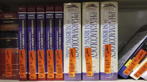 The Cost of Textbooks: Then and Now