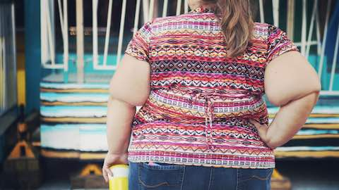 The County With the Highest Obesity Rate in Every State
