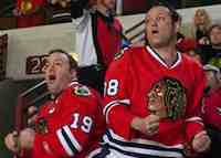 Vince Vaughn and Kevin James  in the movie The Dilemma