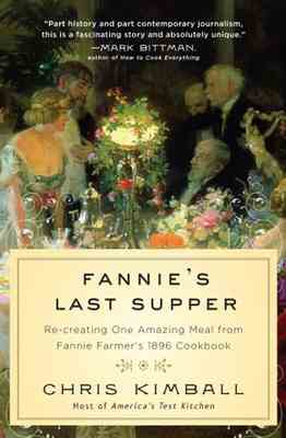 The Fannie Farmer Cookbook Recipe