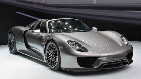 The Fastest Cars Money Can Buy