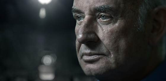Ami Ayalon and Avi Dichter  in 'The Gatekeepers'