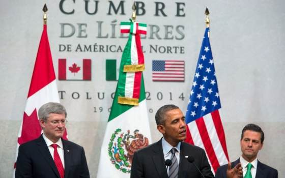 The Good and the Bad of North America Summit