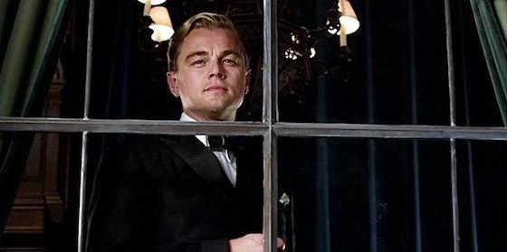 Leonardo DiCaprio and Carey Mulligan  in 'The Great Gatsby'