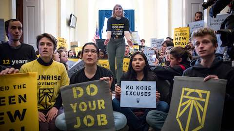 The Green New Deal: Let's Get Visionary