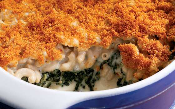 The Healthiest Baked Mac and Cheese Recipe