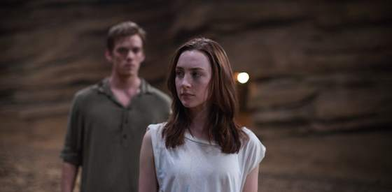 Saoirse Ronan and Diane Kruger  in 'The Host'