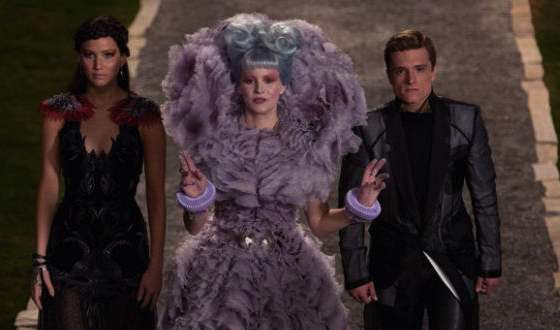 'The Hunger Games: Catching Fire' Movie Review  | Movie Reviews Site