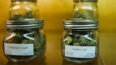 The Increasingly 'High' Prevalence of Marijuana
