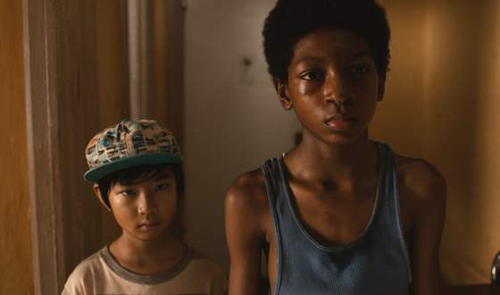 'The Inevitable Defeat of Mister and Pete' Movie Review - Anthony Mackie and Skylan Brooks  | Movie Reviews Site