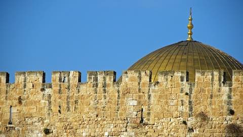 The Islamic Scramble for Jerusalem