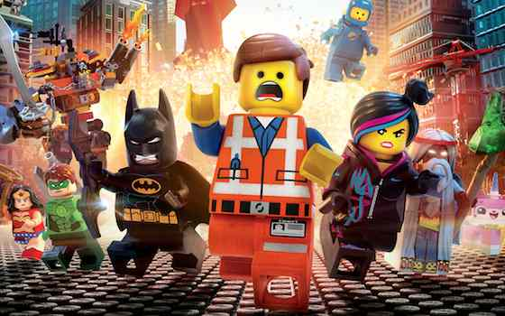 'The Lego Movie' Movie Review