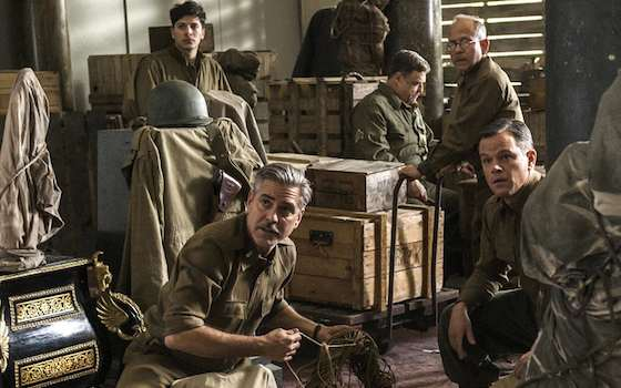 'The Monuments Men' Movie Review