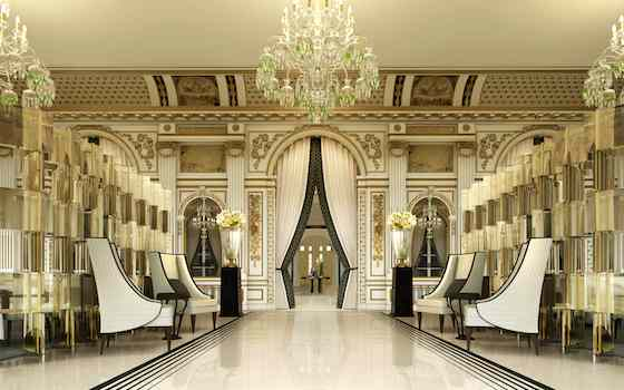 The Peninsula Paris at a Glance