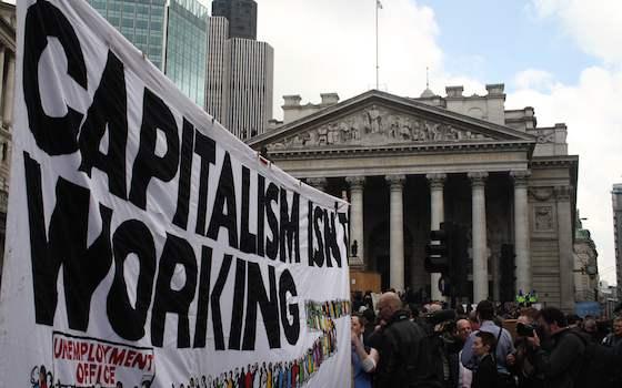 The Perils of America's Hard-Charging Capitalism