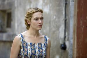 Kate Winslett as Hanna Schmitz in The Reader Best Lead Actress Oscar Academy Award Nomination