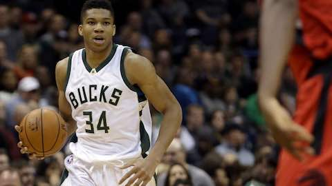 The Rise of Giannis Antetokounmpo