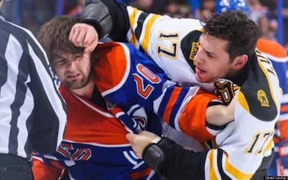 The Role of Fighting in the NHL