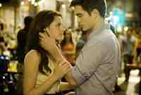 Kristen Stewart and Robert Pattinson in The Twilight Saga: Breaking Dawn - Part 1