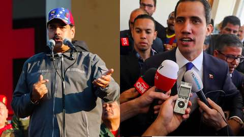 The Venezuela Crisis: A Tale of Two Presidents
