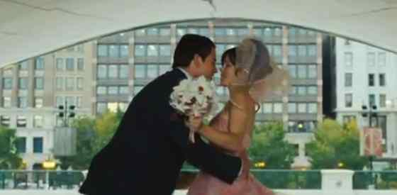 Rachel McAdams and Channing Tatumin The Vow