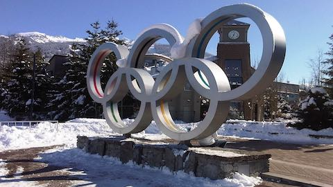 2018 Winter Olympic Events in South Korea