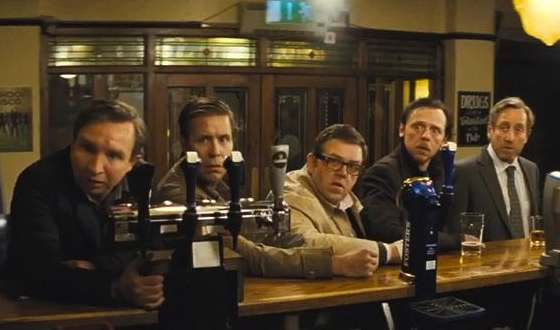 'The World's End' Movie Review - Simon Pegg and Martin Freeman  | Movie Reviews Site