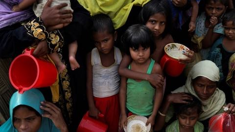 The World's Fastest-Growing Humanitarian Crisis