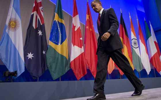 There's No Plan B for Obama's Foreign Policy