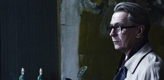Gary Oldman and Colin Firthin Tinker Tailor Soldier Spy