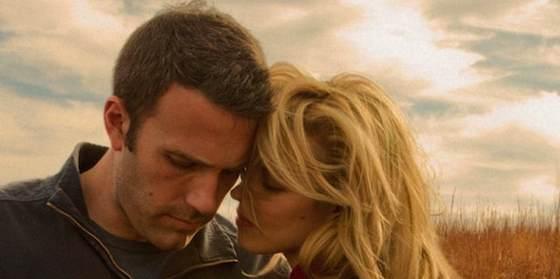 Ben Affleck and Olga Kurylenko  in 'To the Wonder'