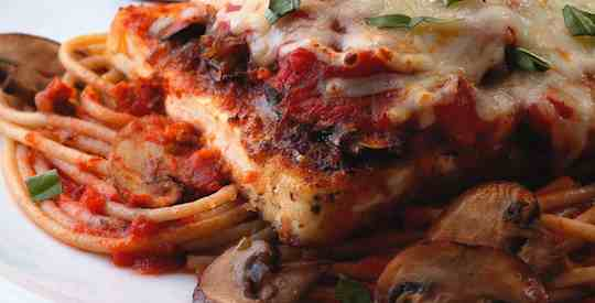 Tofu Parmigiana | Recipes