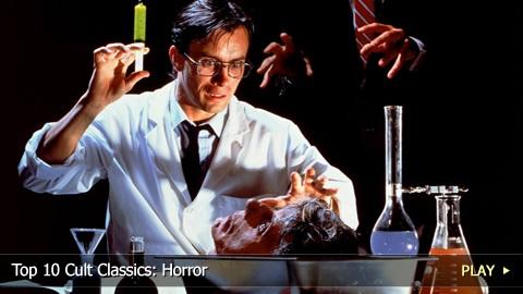 Top 10 Cult Classics: Horror Movies