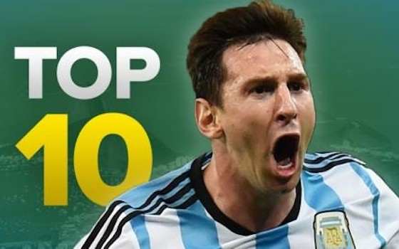 Top 10 Most Popular Soccer Players on Facebook | World Cup