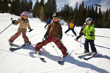 Taking the Kids Totally Kidcentric and Affordable Ski Resorts