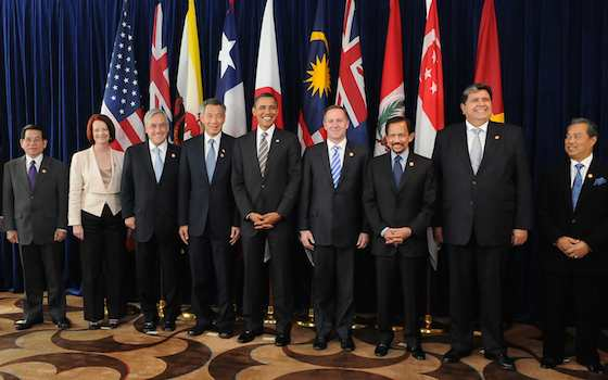 Trans-Pacific Partnership Bad Deal for America