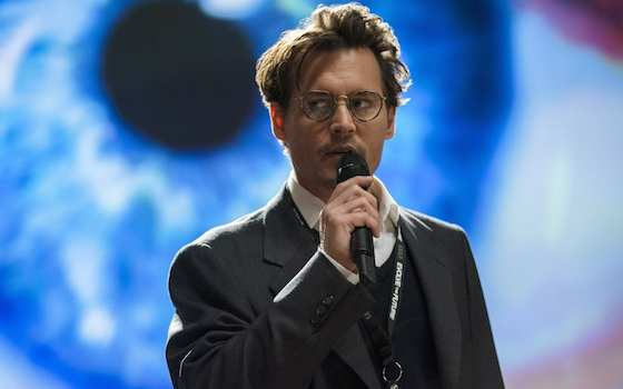 'Transcendence' Movie Review