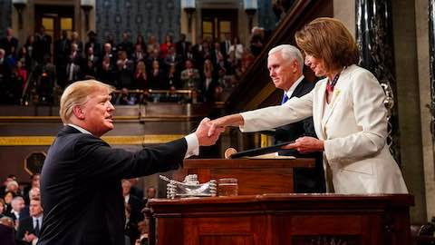 Trump's State of the Union: Immigration, Legislation, Investigation