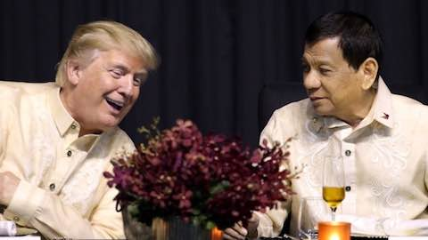 Trump's Visit to the Philippines