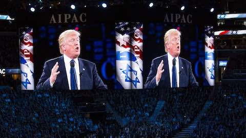 Trump and Israel: Big-League Issues and Huge Repercussions