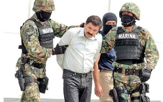 Trying 'El Chapo': Let's Let Mexico Handle This