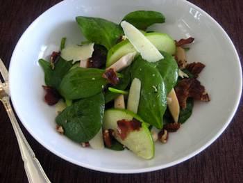 Turkey, Bacon and Granny Smith Apple Salad