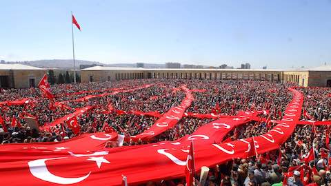 The Islamic State and Turkey's 'Precious Loneliness'