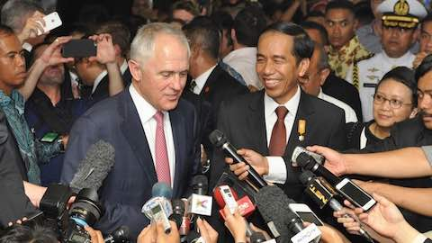 Turnbull Meets Jokowi: A New Chapter in Australia-Indonesia Relations?