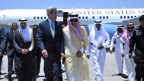 US-Saudi-Iran Rapprochement Needed Before Peace in Syria Can Happen