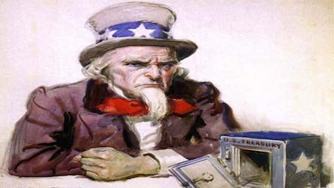 Uncle Sam Needs a Better Handle on Your Money