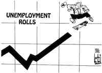 Unemployment rate in October rockets to 10.2 percent