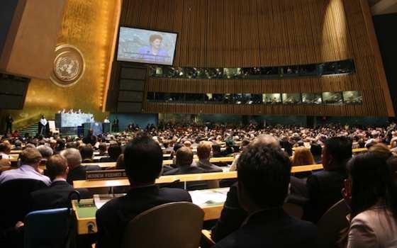 At the UN, a Latin American Rebellion